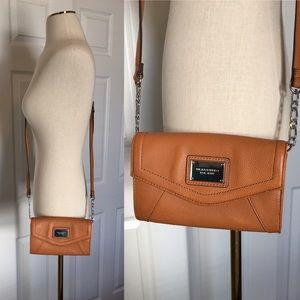 Tignanello Leather Crossbody/Clutch/Wallet